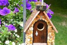 Fabulous Bird Houses.