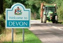 Devonshire UK / My Childhood Home