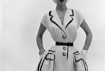 Dresses 1950/60'