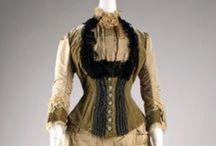 Dresses 1870/1880