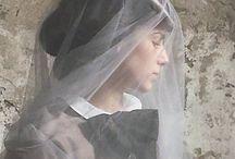 Dresses 1860/70