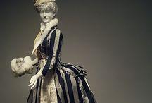 Dresses 1880/90