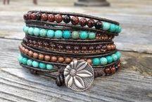 Wrap Bracelets by Pretty Little Layers