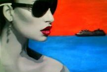 Jamie Roxx Luxury Pop! Pop Art Paintings / Paintings I have painted