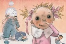 Bildebøker for barn / Bildebøker for barn til inspirasjon