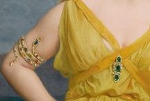Jewels in art / Most famous and less known jewels (and ladies) portraits...