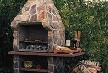 barbeques and pizza ovens
