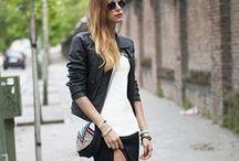 Street Style // Black&White / Un poquito de street style en modo black and white