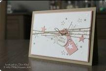 Handgemachte Karten - Baby