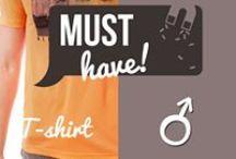 Must Have - T-shirt für Männer