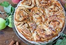 Baka med äpple / Utnyttja höstens härligaste skörd och baka gott med äpple.