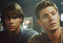 supernatural / I'm a little too obsessed with this show, admittedly.