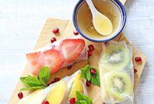 food / healthy, yummie and goodlooking food