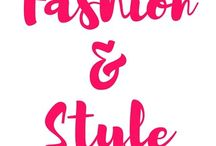 FASHION AND STYLE TIPS / Tips and advice on wearing your favourite clothes and trends. How to dress for your body shape, and capsule wardrobe ideas. How to wear the latest trends and red carpet fashion hacks