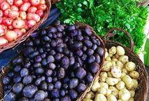~ Farmers Markets ~ / We love farmers markets!