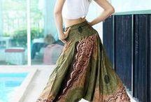 Harem Pants | Mujer