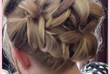 Occasion hair at revive / Take ups for all special occasions. Night out, wedding, prom hair.. wedding & prom packages available