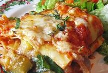 Recipes that catch my eye / Vegetarian recipes. / by Debrah Ovitt