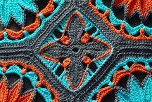 Crochet # Virkkauksia