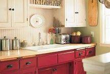 Kitchen ideas / by Carrie Kirkpatrick