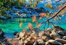 Nature   ( Lakes, rivers, ponds and creeks  )