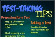 ~ Pass That Test ~ / You've come to the right place if you are looking for test taking tips! We have given you the information, now it's just a matter of making sure you really maximize your ability to show what you know!
