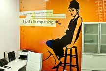 Printed Wall-murals & covering