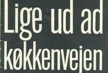 Lige ud ad køkkenvejen  DK. / Med gris på gaflen