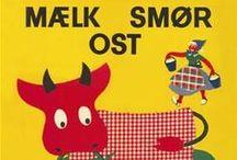 Danske  plakater  postkort  og  fotografi