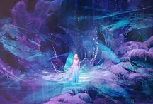 Frozen / Pics from the movie Frozen / by Grace Caddick