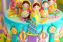 Poppy & Olive's 1st Birthday
