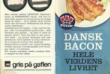 Dansk  Bacon hele verdens livret / Gris på gaflen