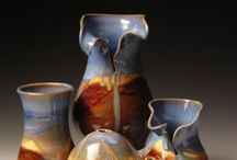 Pottery    ( vases )