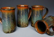 Pottery    ( cups and mugs )