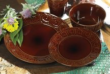 Pottery     (  Dinnerware  )