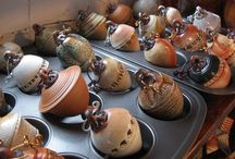 Pottery   ( Christmas  )