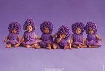 Purple me! / Cotobaby purple world!
