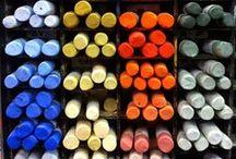 Pastels - Tools