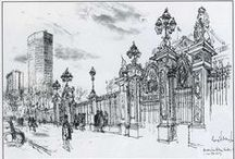 Great architectural illustration