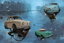 C-AR-T / Cars in Art and Artcars...and lots of Alejandro Burdisio