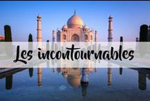 Les incontournables / Évasion vous propose les incontournables en matière de voyage.