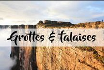 Grottes & falaises