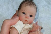 Polymer clay    ( babies )