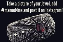 Be part of the Clan! / Take a selfie! Show us YOUR Manuel Bozzi's jewel, add ‪#‎manuel4me‬ and your pic will be visible in a dedicated page on manuelbozzi.it BE PART OF THE CLAN! C'mon!