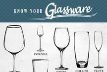 Know Your Bar Glasses / Whether you're a casual cocktail maker of a wannabe mixologist, our goal at Taste is to help you achieve the perfect cocktail. This board is all about knowing your bar glasses. http://www.tastecocktails.com/