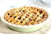 Tærter  Pie  Dansk tekst / Tærter.  desserter tærter.   kage tærter