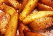 kartofler  dansk tekst / alt med kartofler
