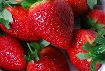 Jordbær   strawberry  opskrifter / Jordbær   strawberry  opskrifter