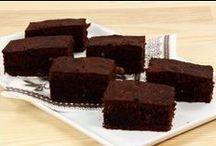 Chokoladekage  dansk tekst / Chokoladekage   formkage tilsat chokolade eller kakao kendt fra 1948