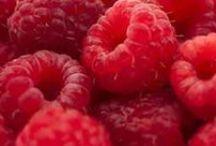 Hindbær  i alle afskygninger / Hindbær  i alle afskygninger